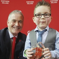 Charity names award after Ballymena boy (8) dedicated to raising awareness of heart condition