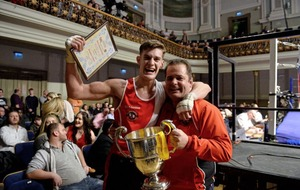 Paul McCullagh jr shows boxing is in the blood after emotional night at Ulster Hall
