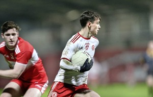 Tyrone manager Mickey Harte: 'Who wouldn't get excited about Daire Canavan?'