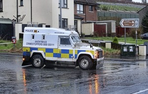 Derry undergoes third day of security operations after dissident car bomb