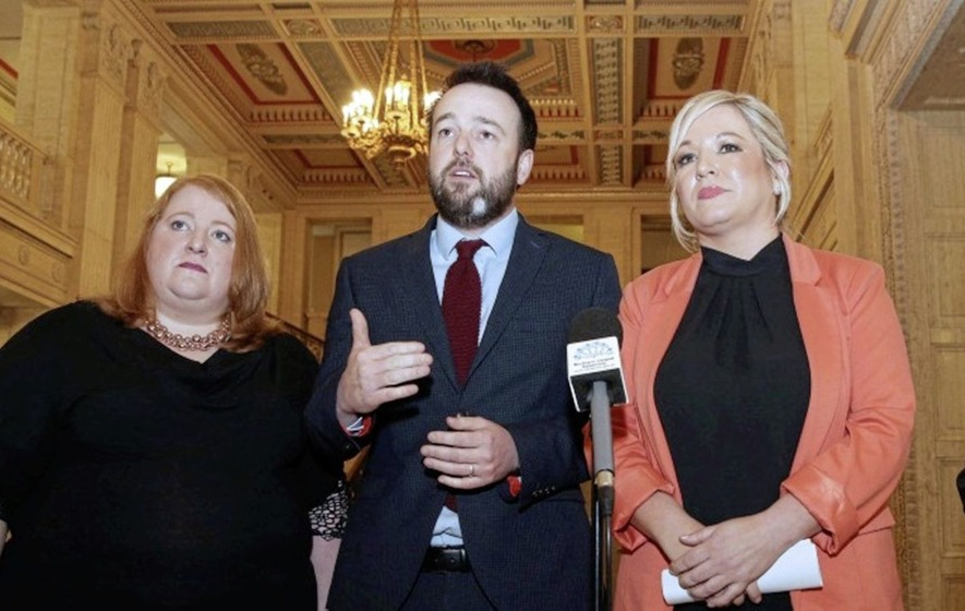 Theresa May's Brexit deadlock plans 'wasted opportunity' say Stormont pro-Remain parties