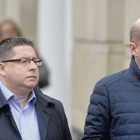 Cliftonville chairman Gerard Lawlor announces new interim team
