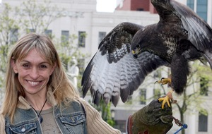 Michaela Strachan warns Winterwatch 'is not Disney'