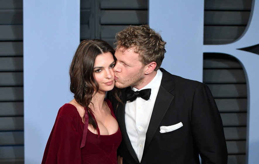 Emily Ratajkowski Wishes Husband Sebastian Bear Mcclard Happy Birthday The Irish News