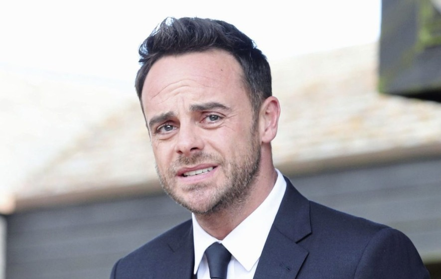 Anthony McPartlin son