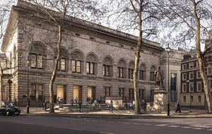 National Portrait Gallery unveils crowdfunding campaign for redevelopment