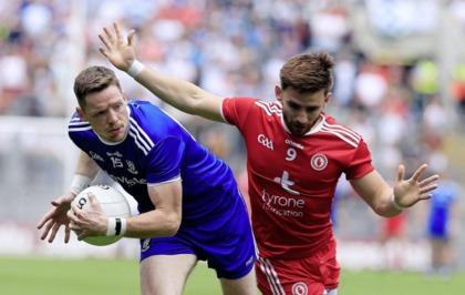 Tyrone's versatile Padraig Hampsey set to sit out start of Allianz League