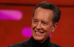 Richard E Grant 'levitating' after first Oscar nomination