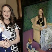 Ex-Belfast mayor Nuala McAllister's portrait costs ratepayers £10,850