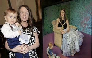 Ex-Belfast mayor Nuala McAllister's portrait costs ratepayers £10,850