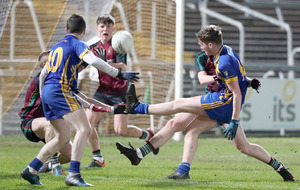 Quarter-final places up for grabs in Danske Bank MacRory Cup