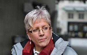 Carrie Gracie's lawyer claims BBC must 'radically' change equal pay stance