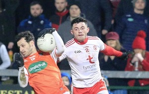 Armagh could be weakened ahead of Kildare trip in Division Two opener