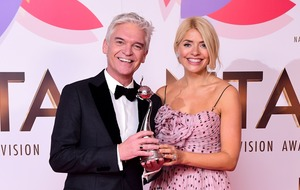 Holly Willoughby warns of 'blurry' broadcast after This Morning NTA win