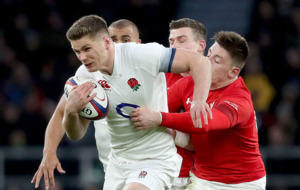 England's Owen Farrell confident he'll be fit to face Ireland in Six Nations