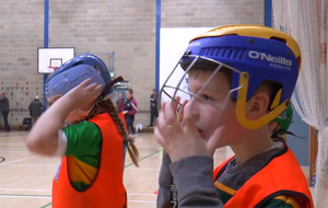 Video: Gaelfast initiative aims to promote GAA in primary schools