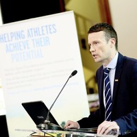 Sports-mad Ronan has a drive to make lives better