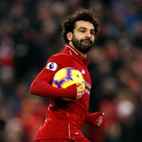 Liverpool's Mohamed Salah appears to delete social media accounts