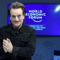 Bono says 'amoral' capitalism needs taming