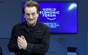 Bono says 'amoral' capitalism needs taming
