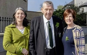 Tributes after death of ex-SDLP councillor Bobby Loughran