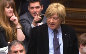 Michael Fabricant responds to 'short-sighted' MP who appeared to mock his hair