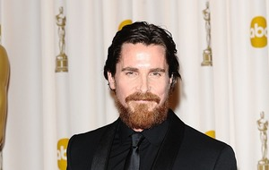 Christian Bale says it was 'lovely' to see people shocked by his British accent