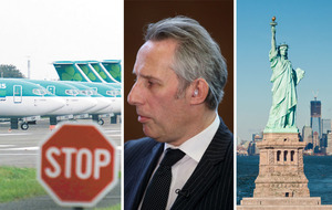 Ian Paisley tells Irish News he needed £6k US flight tickets because of shortness of trip