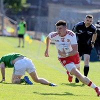 Forward Connor McAliskey targeting March return with Tyrone