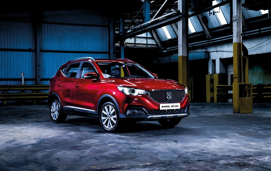 Best Suv For The Money >> MG ZS: Putting space and value-for-money first - The Irish News