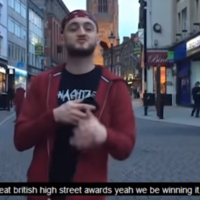 YouTuber goes viral with rap song professing his love for Derby