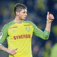 Rescue workers call off search for plane carrying footballer Emiliano Sala and pilot David Ibbotson