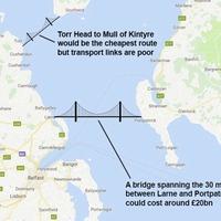 University economist casts doubt on benefits of bridge to Scotland