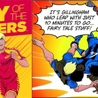 New Roy of the Rovers comic celebrates FA Cup giant killers