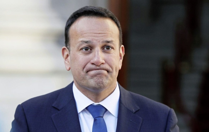 Varadkar Says Troops Could Return to Border in Botched Brexit
