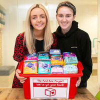 Red Box Project to provide sanitary wear in north's schools