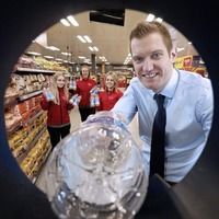 Iceland chooses Belfast for first in-store reverse vending machine trial