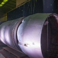 Engineer reunited with 'old friend' as rocket returns to UK after 50 years