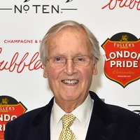 Nicholas Parsons calls for pension tax break for those still working over 85