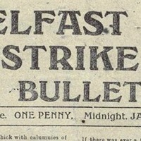 Belfast strike of 1919 paved the way for shorter working week