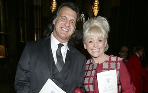 Barbara Windsor apologises to husband every night about Alzheimer's