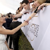 Caught on camera: Five behind the scenes moments from the SAGs