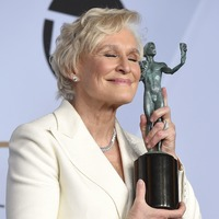 SAG Awards winner Glenn Close pays tribute to grandmother