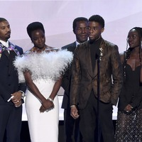 Brits snubbed as Black Panther takes top prize at Screen Actors Guild Awards