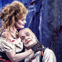 Playing Mrs Lovett in the Lyric's Sweeney Todd is a dream role for Julie Mullins