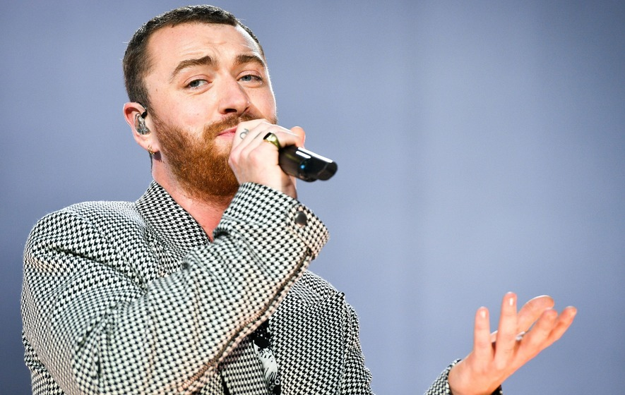 Sam Smith: I'm trying to embrace my Oscar - The Irish News