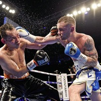 "Carl Frampton says dropping down to super-bantam is ""unrealistic"" but all doors are open"