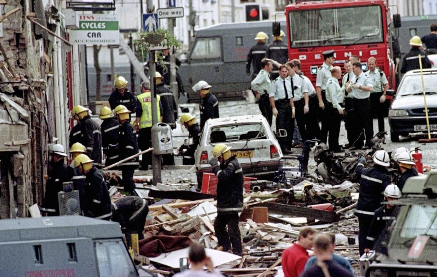 Woman traumatised by Omagh bomb as child given suspended jail