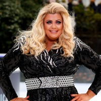 Gemma Collins denies staging Dancing On Ice Fall