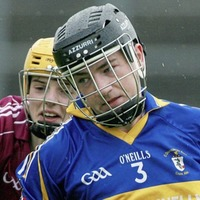 Horrific hand injury hasn't stopped Cushendall's Alex Delargy